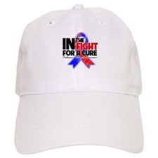 Fight Pulmonary Fibrosis Baseball Cap