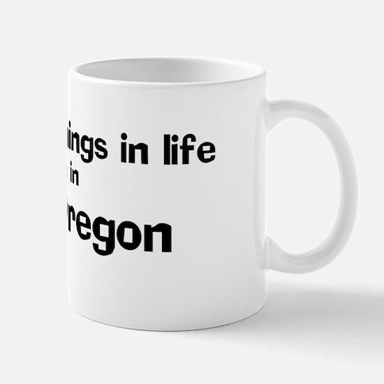 Fox: Best Things Mug