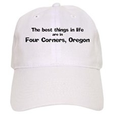 Four Corners: Best Things Baseball Cap