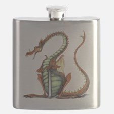 sir draagon Flask