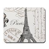 Paris vintage Classic Mousepad