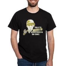 General Anesthesia T-Shirt T-Shirt