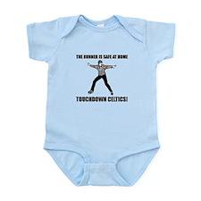 Touchdown Celtics Infant Bodysuit