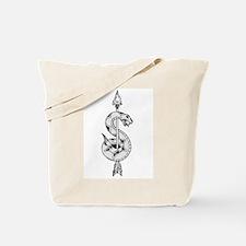 Sniper Logo Tote Bag
