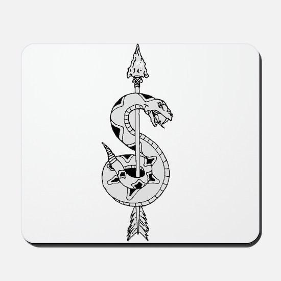 Sniper Logo Mousepad