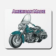 harley davidson Panhead motorcycle drawing Mousepa