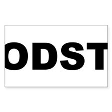 ODST Oval Decal