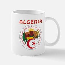 Algeria Coat of arms Mug