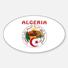 Algeria Coat of arms Decal