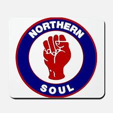 Northern Soul Retro Mousepad
