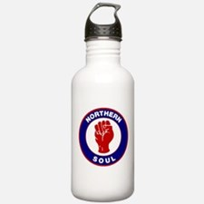 Northern Soul Retro Water Bottle