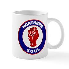 Northern Soul Retro Small Mug