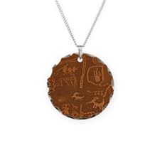 Mesa Verde Petroglyphs Necklace