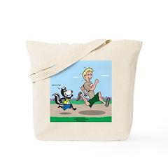 KNOTS Run Tote Bag