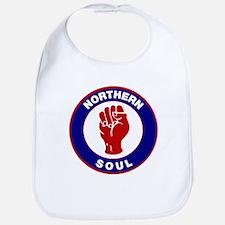 Northern Soul Retro Bib