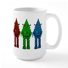 RGB Robots Mug