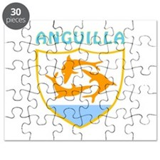Anguilla Coat of arms Puzzle