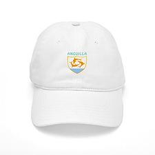 Anguilla Coat of arms Baseball Cap