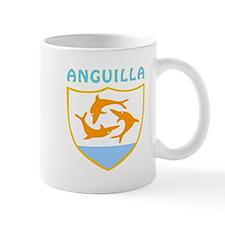 Anguilla Coat of arms Mug