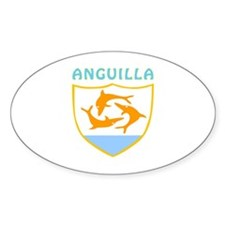 Anguilla Coat of arms Decal