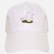 White Pekin Ducks 2 Cap