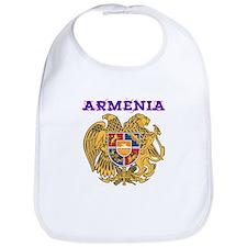 Armenia Coat of arms Bib
