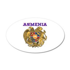 Armenia Coat of arms Wall Decal