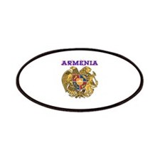 Armenia Coat of arms Patches