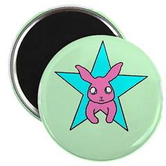 BUNNY STAR Magnet