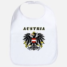 Austria Coat of arms Bib