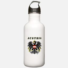 Austria Coat of arms Water Bottle