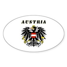 Austria Coat of arms Decal