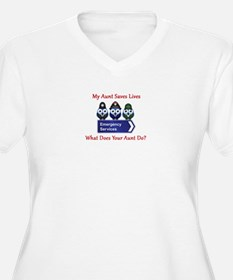 What Does Your Aunt Do? T-Shirt