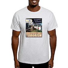 Anti-Terrorism T-Shirt
