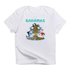 Bahamas Coat of arms Infant T-Shirt