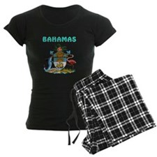 Bahamas Coat of arms Pajamas