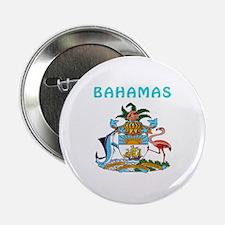 "Bahamas Coat of arms 2.25"" Button"