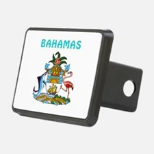 Bahamas Coat of arms Hitch Cover