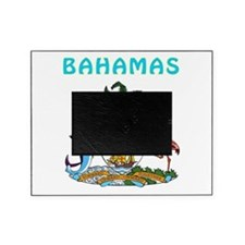 Bahamas Coat of arms Picture Frame