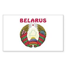 Belarus Coat of arms Decal