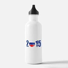russland 2015 Water Bottle