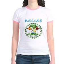 Belize Coat of arms T