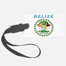 Belize Coat of arms Luggage Tag