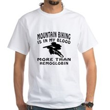Mountain Biking Designs Shirt