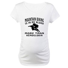 Mountain Biking Designs Shirt