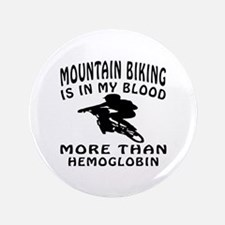 "Mountain Biking Designs 3.5"" Button"