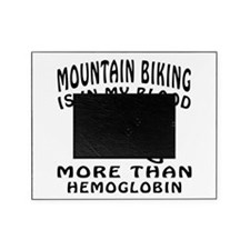 Mountain Biking Designs Picture Frame