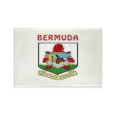 Bermuda Coat of arms Rectangle Magnet