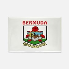 Bermuda Coat of arms Rectangle Magnet