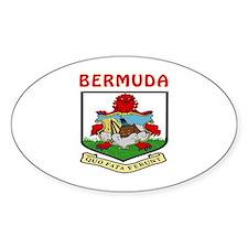 Bermuda Coat of arms Decal